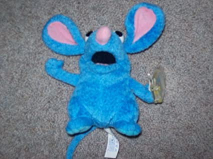 Amazoncom Tutter Beanbag Bear In The Big Blue House Toys Games