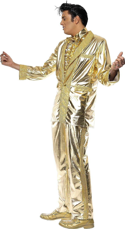 Smiffys - Disfraz de Elvis para hombre, talla L (29394L-KIT 2 ...