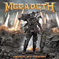 Megadeth Death by Design Hardcover