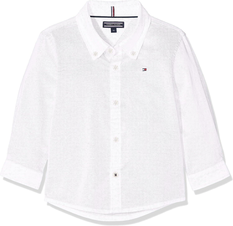 Tommy Hilfiger Boys Stretch Oxford Shirt L//S Blouse