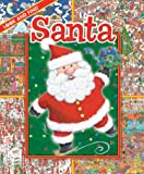 Santa Claus Look and Find - PI Kids