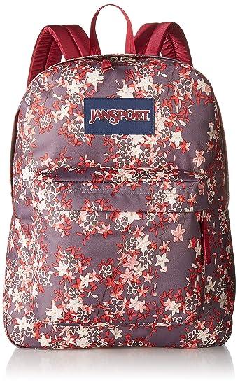 33b61b2d6 Amazon.com | JanSport Superbreak Backpack - Folk Floral - Classic ...