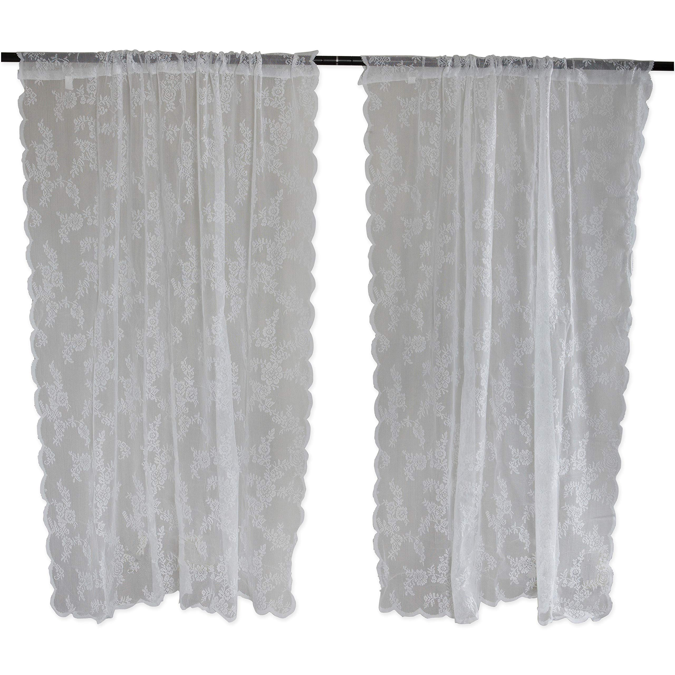 Country Kitchen Curtains Amazon Com: Country Lace Curtains: Amazon.com