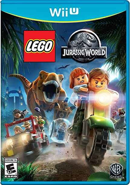Amazon.com: LEGO Jurassic World - Wii U: nintendo wii u: Whv Games ...