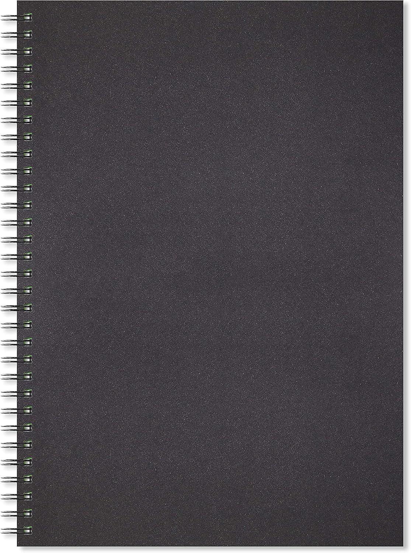 Artgecko Sketchbook con Clase A3 Retrato 80 p/áginas 40 Hojas 150gsm el Cartucho de Papel Libre Blanco /Ácido