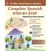 Complete Spanish Step-by-Step, Premium Second Edition (Spanish Edition)
