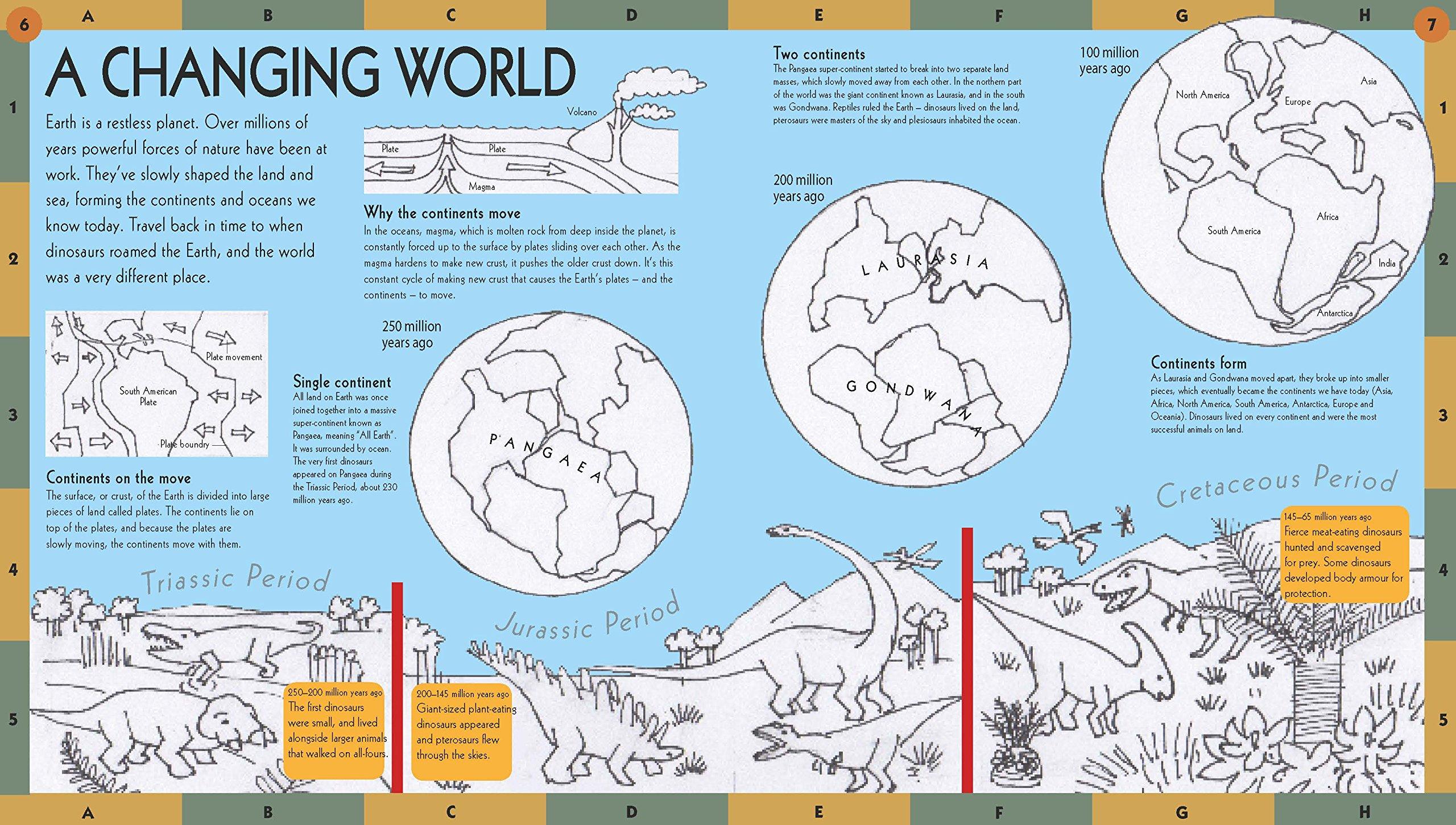 Childrens dinosaur atlas john malam katrin wiehle childrens dinosaur atlas john malam katrin wiehle 9781682971987 amazon books sciox Image collections