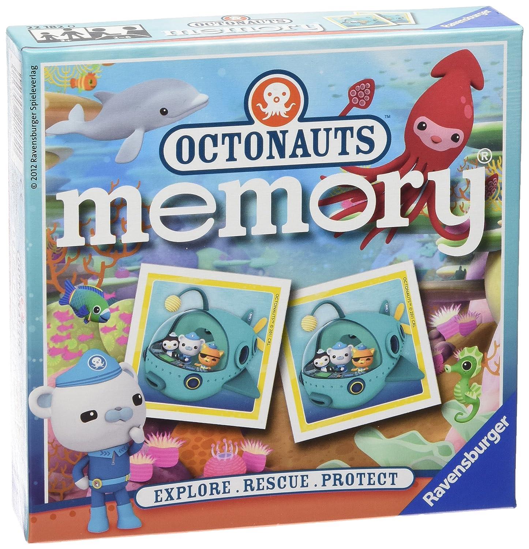 Ravensburger Octonauts Mini-Memory-Spiel Englisch-Version 22182