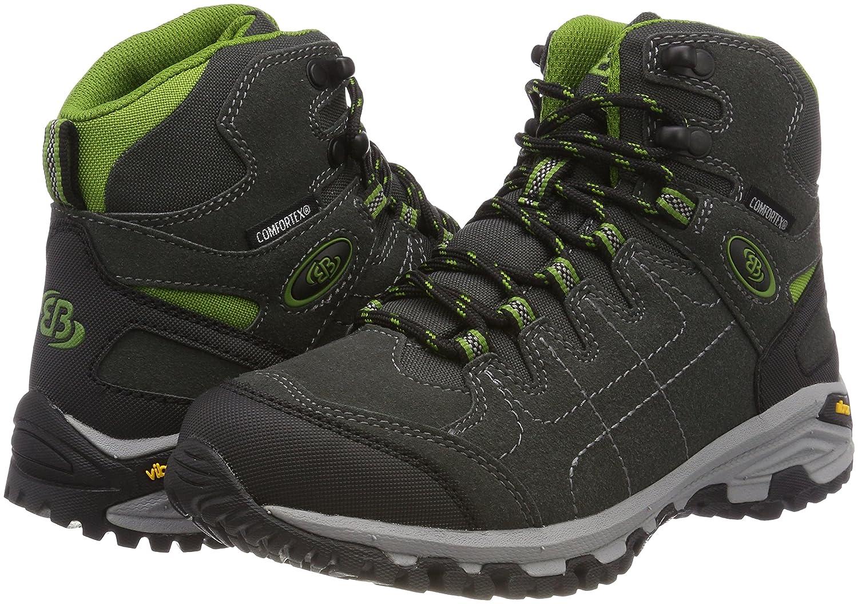 Bruetting Mount Shasta Zapatos de High Rise Senderismo para Hombre
