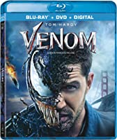 Venom [Blu-ray] (Bilingual)