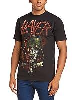 Rock Off Slayer Soldier Cross V2 - T-shirt - Homme