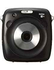 Fujifilm Instax Square SQ10 - Cámara instantánea, Color Negro