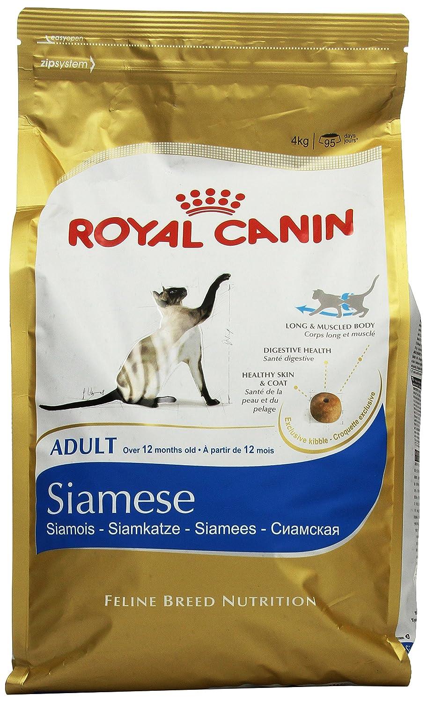 Royal Canin Siamese Nourriture pour Chat 2 kg 03RCSM2