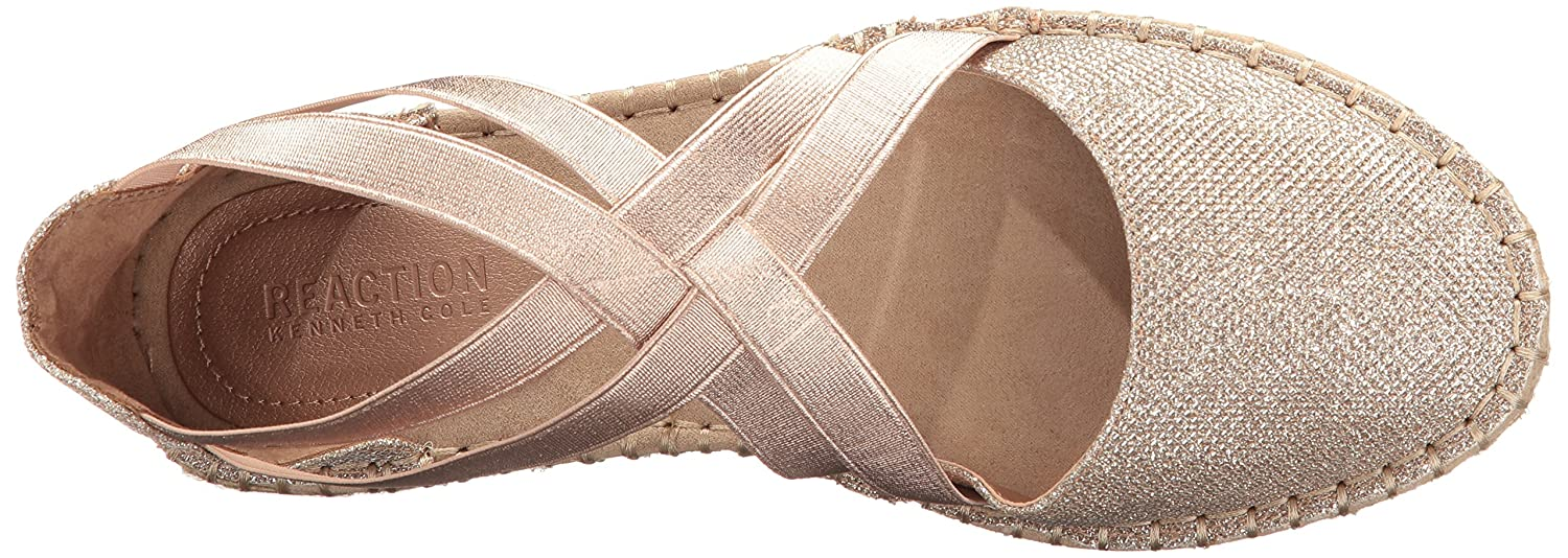 Kenneth Cole Dance REACTION Women's How to Dance Cole Flat B01LBCZ3MU 8.5 B(M) US|Rose Gold 355dd9