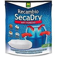 Secadry 230010 Recambio Antihumedad, Blanco, 15.5x4.5x19.5 cm
