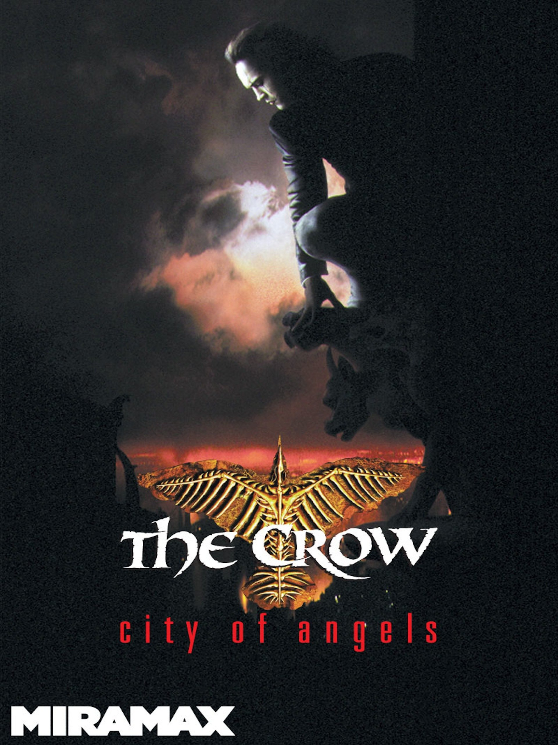The Crow: City Of Angels 1996