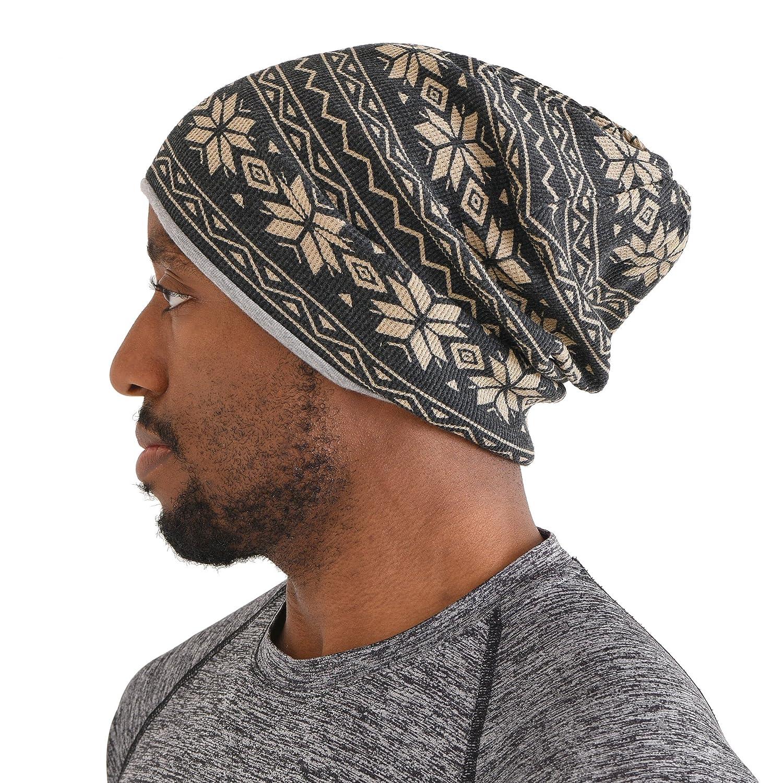 CHARM Casualbox   All-Season Beanie Organic Cotton Hat Mens Womens Chemo 4589777967755