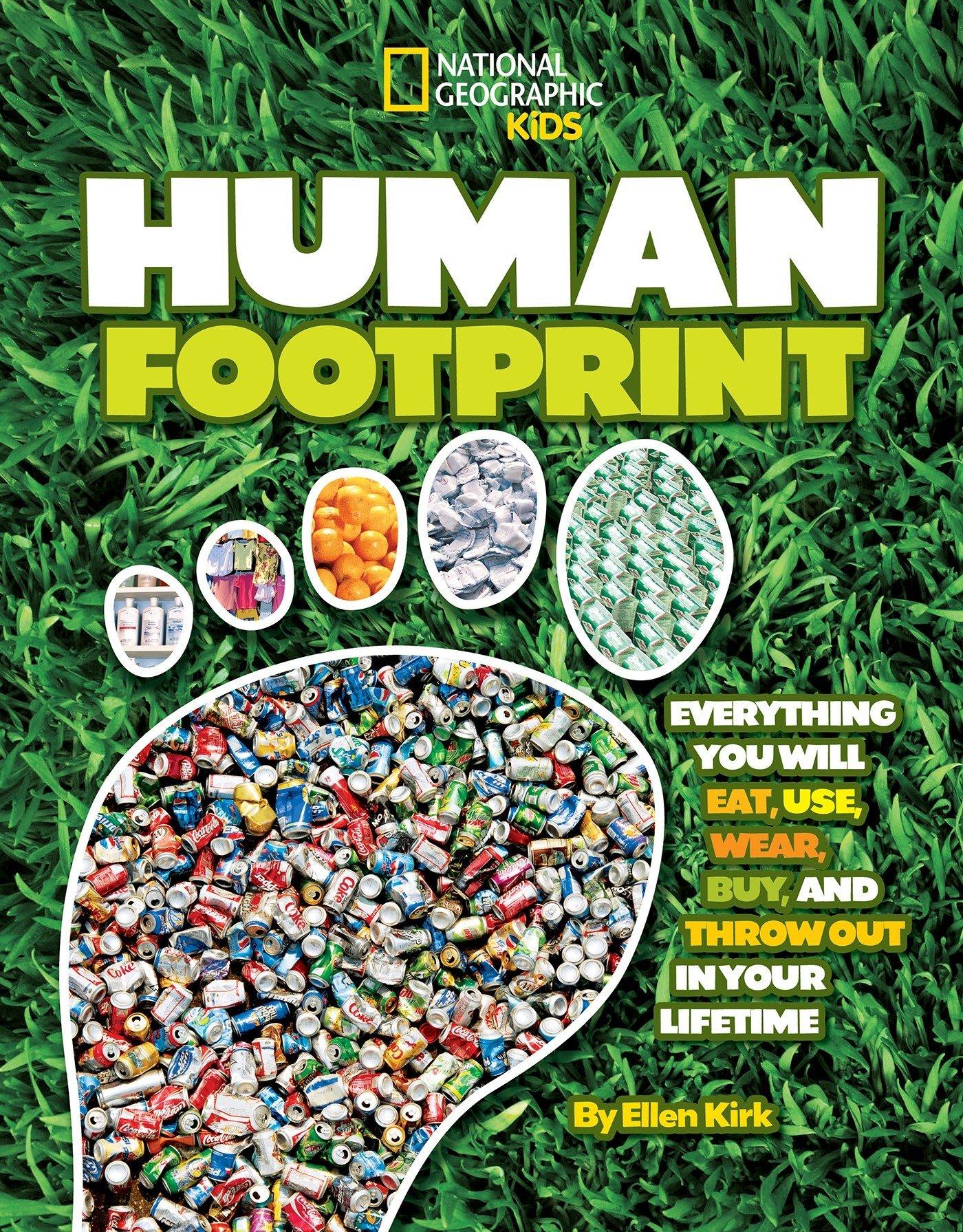 Image result for human footprint kids book