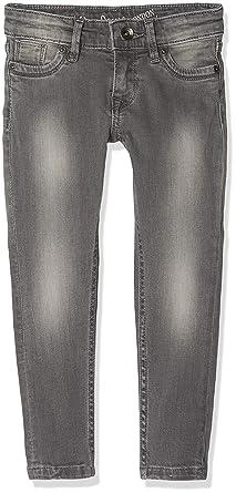 f3dd86dbdae Pepe Jeans PAU Jeans Fille Gris (Denim Uj9) 2 Ans (Taille Fabricant