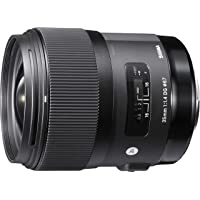 Sigma 35mm f/1.4 DG HSM ART Lens for Canon EOS Cameras