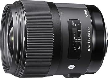 Sigma 35mm f/1.4 DG HSM ART Lens for Canon EF DSLR Cameras