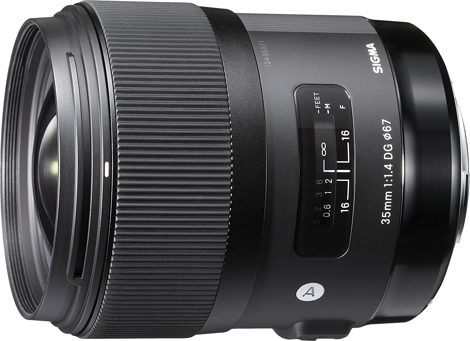 Sigma 35mm F1.4 ART DG HSM Lens for Canon