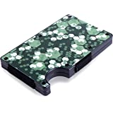 Aluminum Wallet With Money Clip For Men And Women By Alumoyz: Minimalist Camouflage Design For Front Pocket, Slim CardholderWith RFID Blocking For Identity Theft Protection, For Cards And Cash