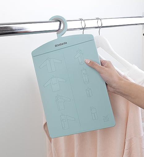Brabantia 105722 - Tabla para Doblar Camisas, Color Menta: Amazon.es: Hogar
