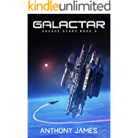 Galactar (Savage Stars Book 3)