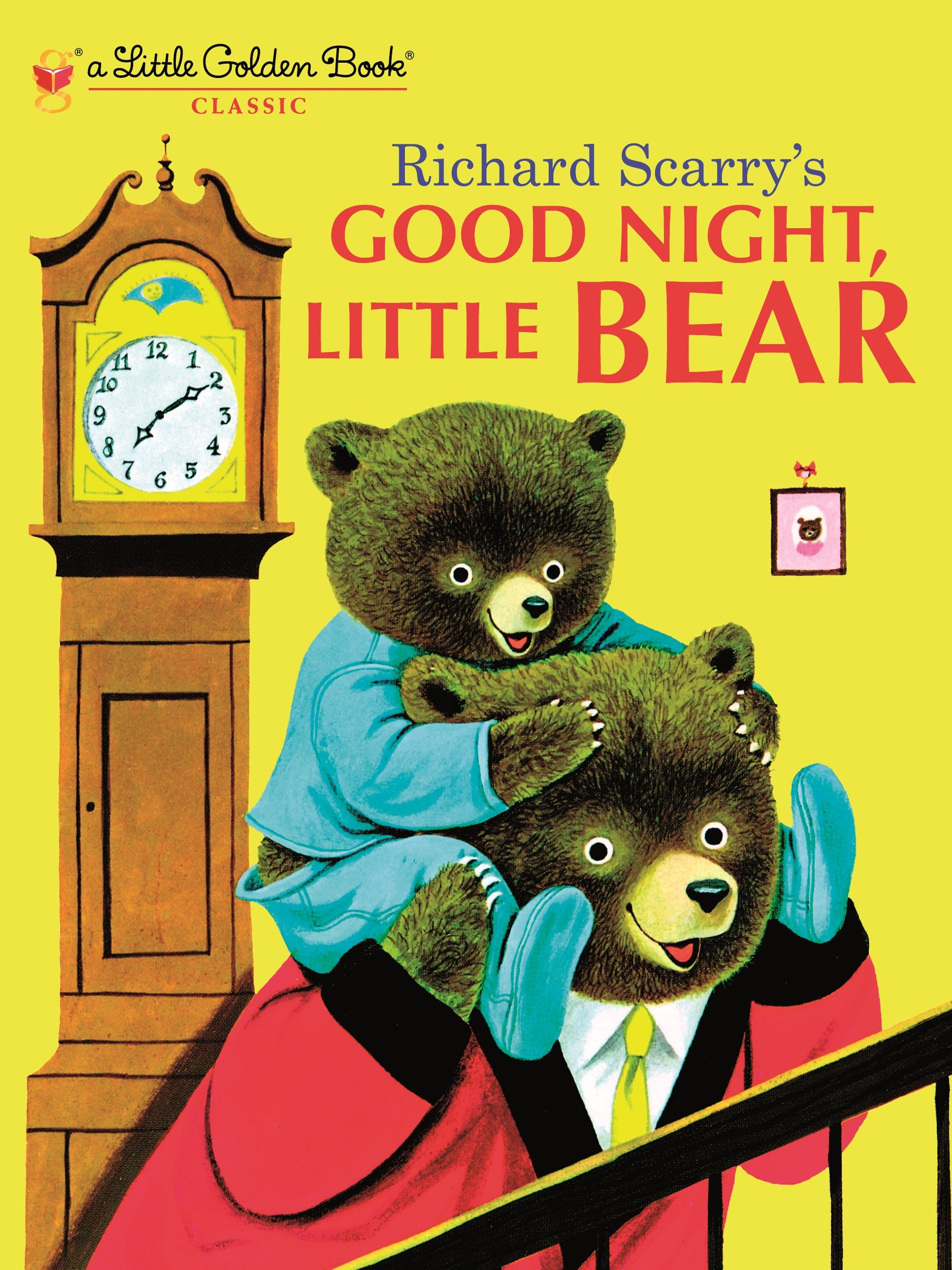 Good Night Little Bear  Little Golden Book