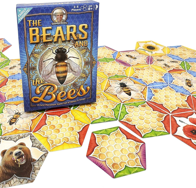 Grandpa Becks The Bears and The Bees Juego de Cartas: Amazon.es: Juguetes y juegos