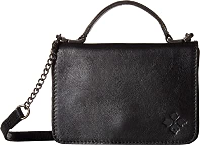 33871e7c48ae Patricia Nash Women s Antolina Phone Crossbody Black One Size ...