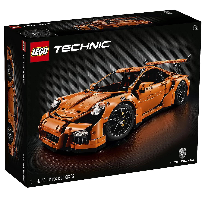 amazon レゴ lego テクニック ポルシェ 911gt3 rs 42056 ブロック