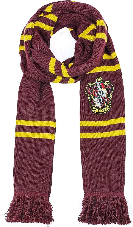 Brandecision Harry Potter Budget Line Kids Scarf Gryffindor 120 cm Sciarpe