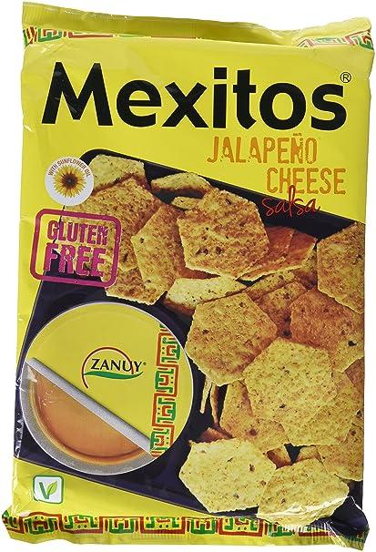 Zanuy Mexitos Jalapeño Cheese Salsa Combo - 180 gr