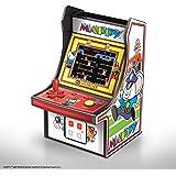 "My Arcade MAPPY Micro Player 6"" Collectable Arcade"