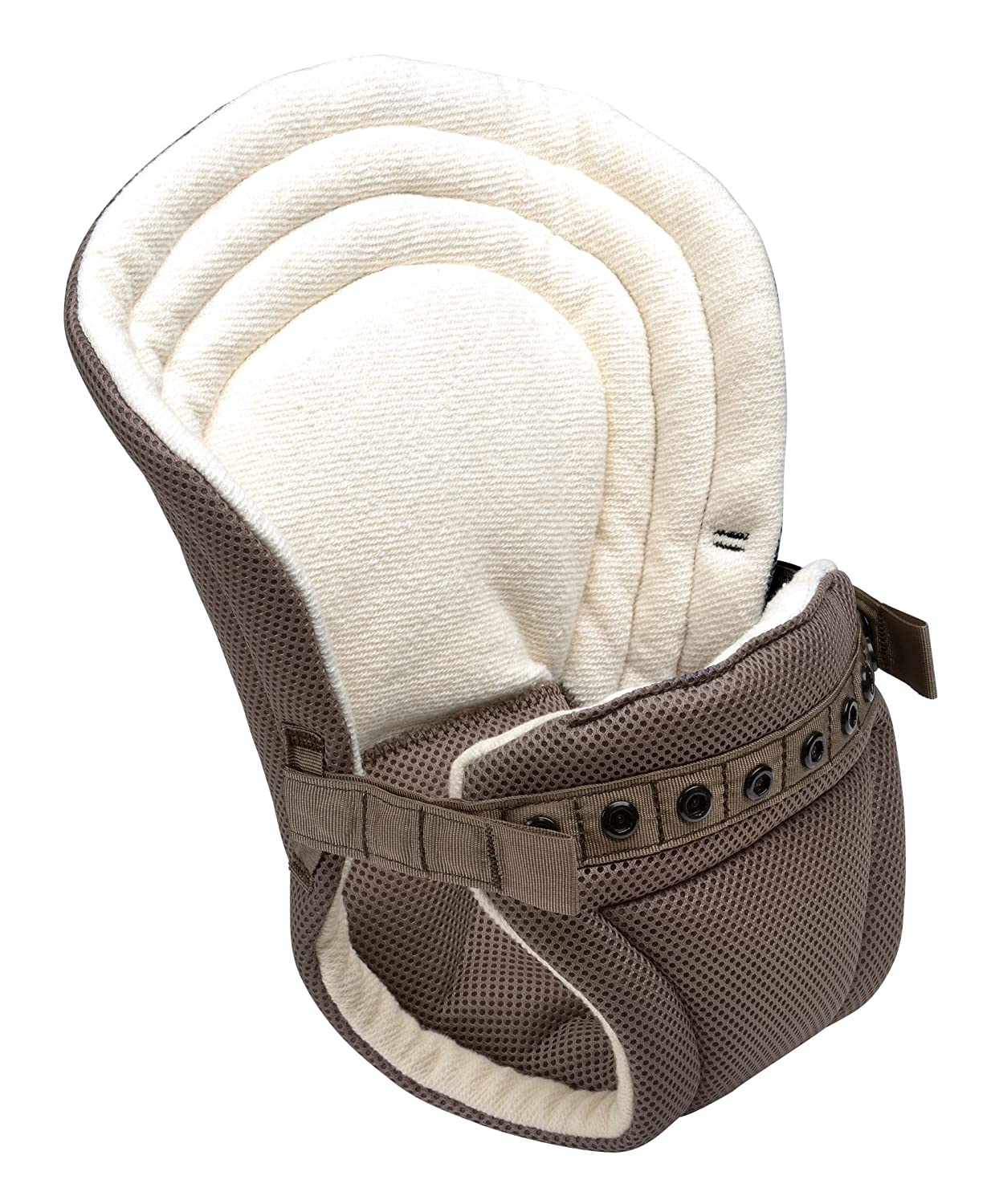 Onya Baby Carrier Booster - Slate Grey A-3117