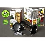 Zoodle slicer zs001 vegetable spiral slicer for Zoodles kitchen set