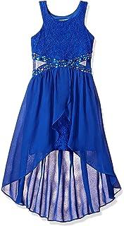 0e86860e5a0 Amazon.com  Tween Diva Girls  Big Maxi Special Occasion Dress  Clothing