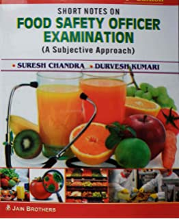 Buy Objective Food Science (9th Edition, 2019) Book Online