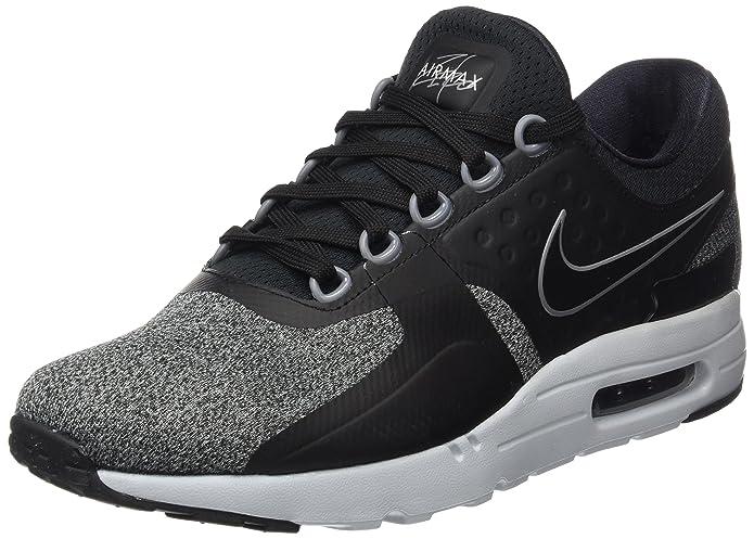 Nike Air Max Zero Essential Sneakers Herren Schwarz/Grau