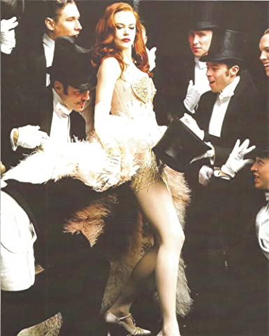 2a0ffa17694 Moulin Rouge Movie 8x10 inch Photo with Nicole Kidman 004 at Amazon s  Entertainment Collectibles Store