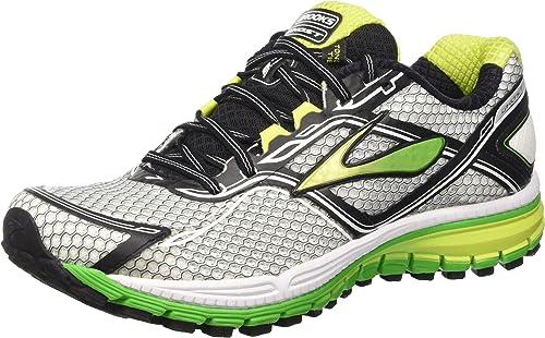 Brooks Ghost 8 M, Zapatillas de Running para Hombre, Silver ...