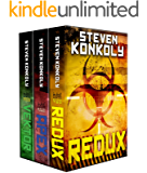 The Black Flagged Thriller Series Boxset: Books 2-4 (The Black Flagged Series Book 0)