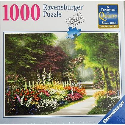 Ravensburger Puzzle FLORAL SPLENDOR 1000 Piece Jigsaw Puzzle