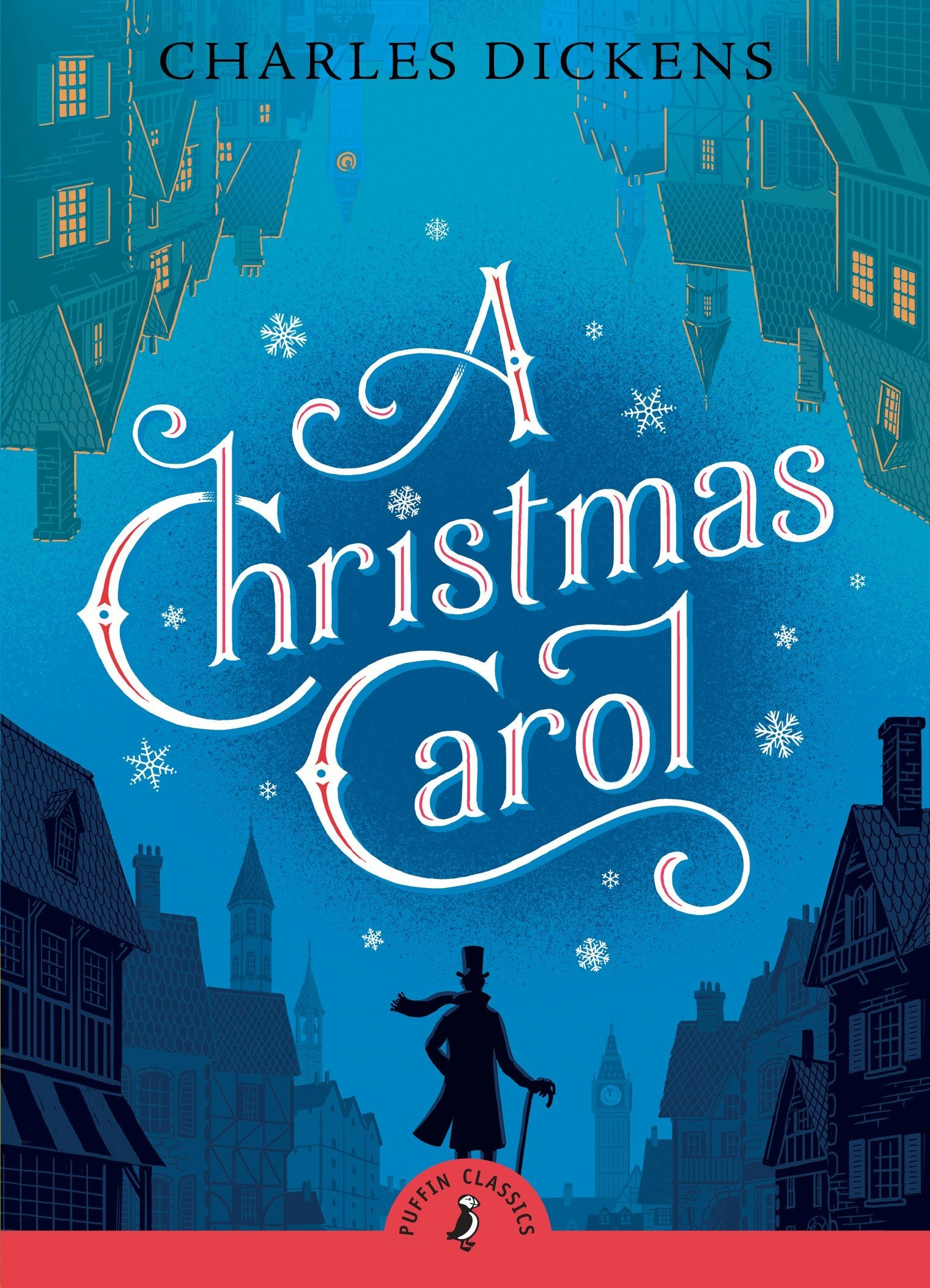 A Christmas Carol (Puffin Classics): Amazon.co.uk: Dickens, Charles,  Horowitz, Anthony: Books