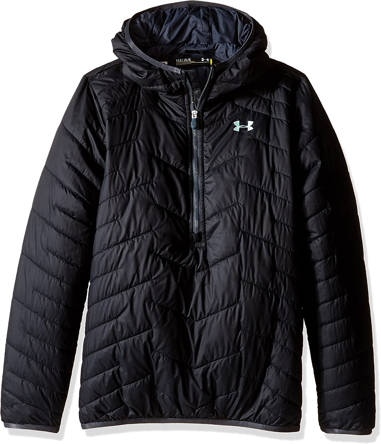 Under Armour Girls' ColdGear Reactor Anorak