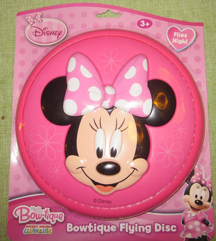 Disney Minnie Mouse Bowtique 22,9cm 3-D Flying Disc