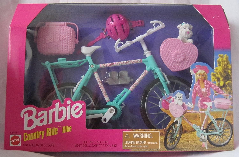 Bici de montaña Barbie: Amazon.es: Juguetes y juegos