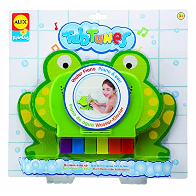 ALEX Toys Rub a Dub Tub Tunes Water Piano: Toys & Games